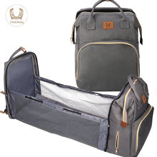 Дорожный рюкзак для детской кровати сумка подгузников мамы мам