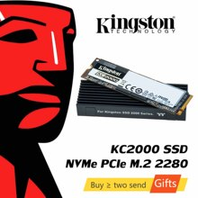 Solid-State-Drive Kingston KC2000 Nvme Hard-Disk Notebook Sata Ssd Internal M.2 2280