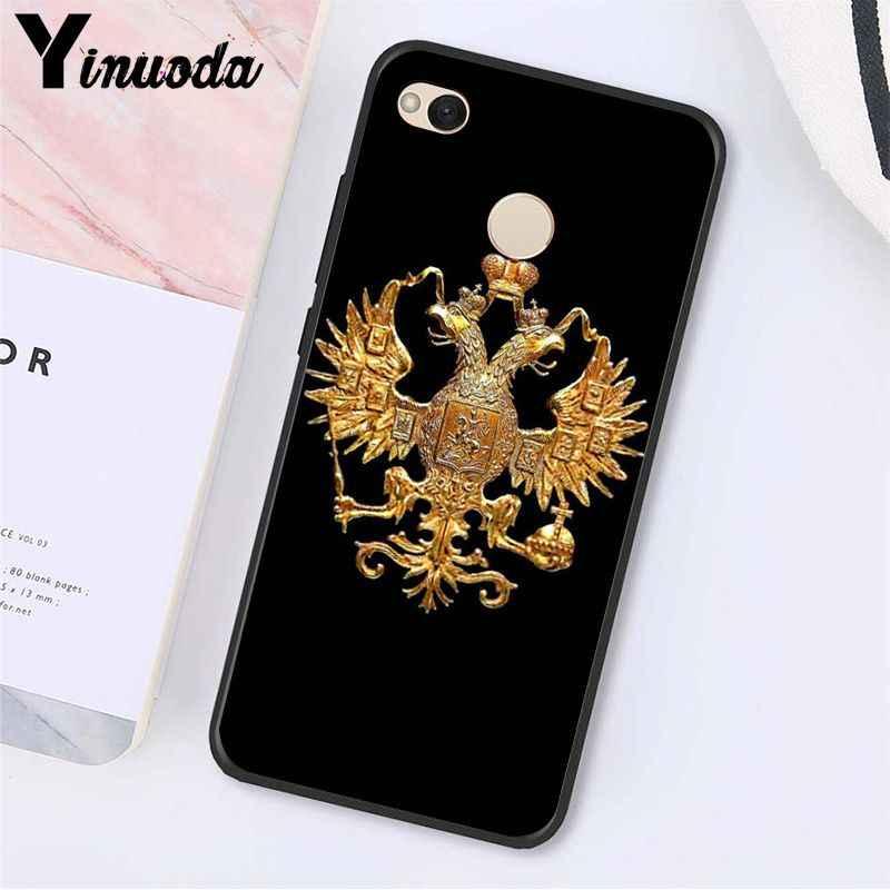 Yinuoda Armenia Albania Russia bandiera Emblema Cassa Del Telefono per Xiaomi Note3 mi5 6 A1 A2 Lite Mi9 9SE mi8lite 8explorer Mix2 2S Max2 3