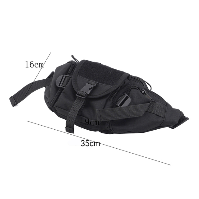 Unisex Belt Bag Portable Outdoor Easy To Carry anti-sweat Sports Running Bag Bicycle Mobile Phone Bag 3