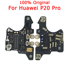 Original Spare Parts For Huawei P20 Pro Microphone Module Board Antenna Dock Connect Signal Board Mi