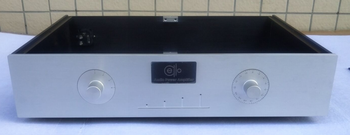 All-aluminum preamp chassis / decoding chassis / amplifier chassis (436 * 90 * 308)