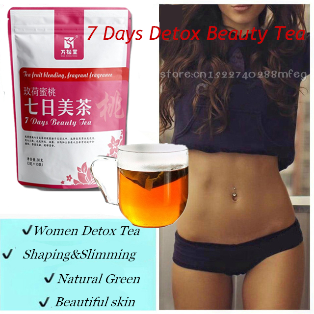 10 Teabags Tea Belly Slimming Tea Slimming Tea Peach Product Weight Loss Detox Body Weight Loss Tea For Man And Women
