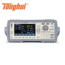 TH3331 AC/DC Digital Power Meter with Power Test, Oscillogram, Harmonic Analysis, Harmonic Histogram and Wide Current