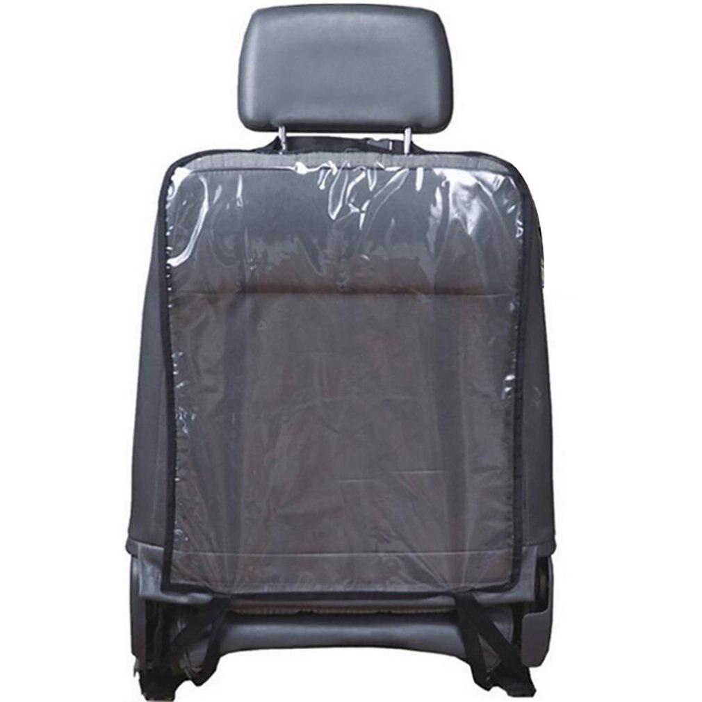 Oxford luxe siège de voiture protecteur Auto tapis antidérapant enfant bébé enfants siège Protection couverture pour chaise de voiture