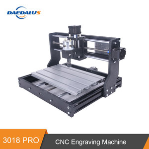 CNC 3018 PRO гравировальный станок с 3-осевым управлением GRBL лазерная гравировальная машина 775 шпиндель DIY деревообрабатывающий гравировальный с...