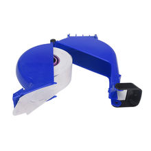 colorful turn o matic pick a number dispenser take a ticket numbering system tickets with 2-3 digit paper roll