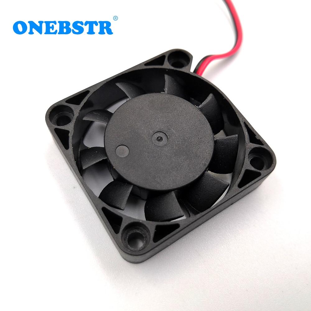 4010 Бесщеточный Охлаждающий вентилятор 5V 12V 24V 4cm 40mm 40X40X10mm мини Радиатор Охладитель промышленный охлаждающий вентилятор 3D Принтер Бесплатная...