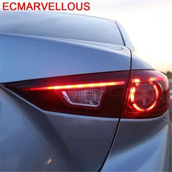 Automovil Running Automobiles Drl Parts Luces Led Para Auto Headlights Front Fog Rear Car Lights Assembly 17 18 FOR Mazda 3