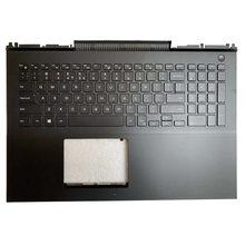 Новый оригинальный ноутбук Упор для рук верхний чехол/нижней