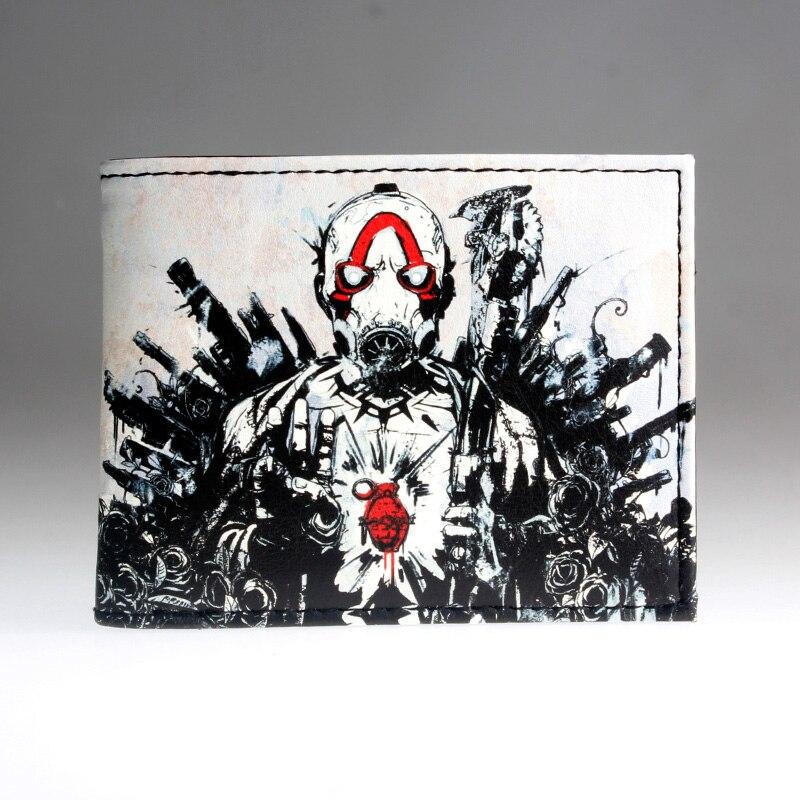 Borderlands women wallet Fashionable high quality men's wallets designer new purse DFT2274