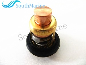 Image 3 - 688 12411 6H3 12411 6E5 12411 Outboard Engine Boat Motor Thermostat for Yamaha 2 Stroke 3HP 15HP 25HP 30HP 40HP   250HP