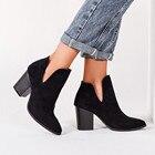 Women Shoes Ankle Bo...