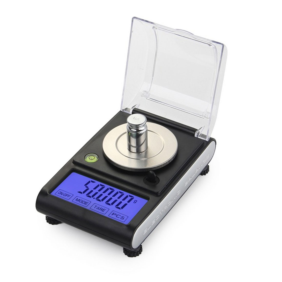 200g/300g/500g X 0.01g /0.1g Mini Electronic Scales Pocket Digital Scale For Gold Sterling Silver Jewelry Balance Gram Weight