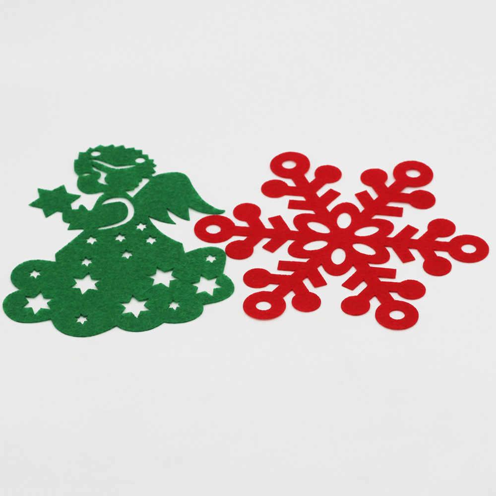 7 шт. украшения для рождественской вечеринки дома дня рождения баннеры гирлянды