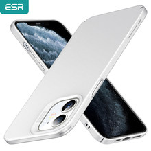Coque rigide et légère pour iPhone 12 Pro Max, étui Ultra-fin de protection liquide mat, ESR 2020
