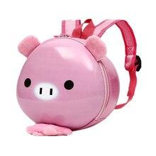 мочила infantil дети школа сумки новый милые анти-потерянный детский рюкзак 3D мешок для младенца