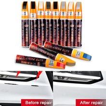 Ручка для ремонта автомобиля, водонепроницаемая ремонтная ручка с наполнением краски, для Ford Focu Kuga Fusion Mondeo Fiesta Transit Mustang Ranger