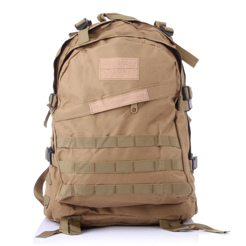 Outdoor 3D Tactical Backpack Molle Army Fans Bag 3 P Mountain Climbing Sports Shoulder Camouflage Backpack One-Order
