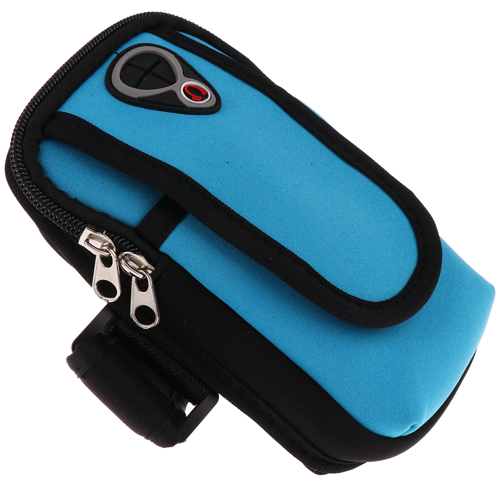 Sports Gym Exercise Armband Case For Phone Women Men Outdoor Sports Phone Case On Arm