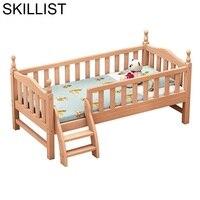 Yataklari tempat tidur tingkat para crianças de hochbett madeira móveis quarto cama cama infantil
