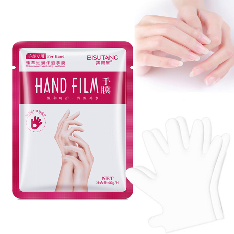 2pcs/1pair Hand Mask Exfoliating Mask for Hands Care Peeling Nourish Moisture Whitening Mask Cream for Hands Gloves Skin Care