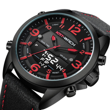 KAT-WACH new men's multifunction electronic watch outdoor sports hiking waterproof watch luminous quartz watch Report men male цена и фото