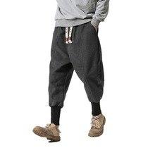 Зимние теплые штаны мужские шаровары для бега мужские спортивные штаны Pantalon Hombre Man хип-хоп спортивные штаны длиной до щиколотки 5XL