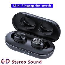 B5/B9 TWS 5.0 Bluetooth Wireless Earphone Touch Control 6D Stereo Earbuds Bass H