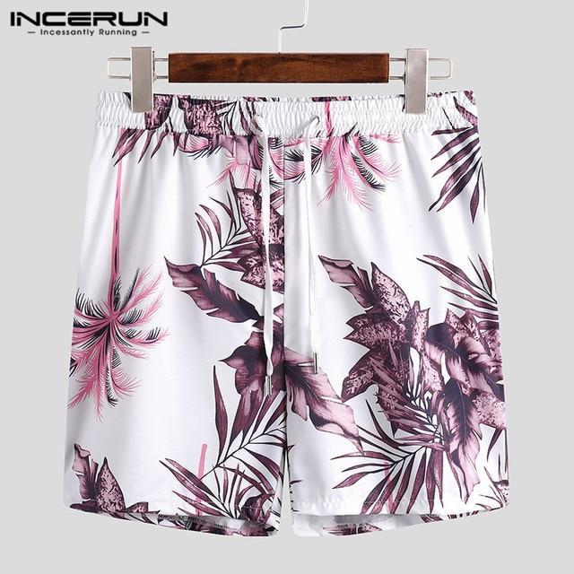 Co-ord Palm Print Beach Suit 4