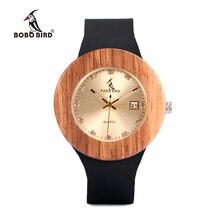 BOBO BIRD Wood Watch Men часы мужские наруч�