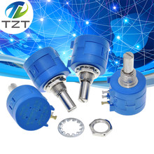 TZT 3590S série potenciômetro 500 20 10 5 2 1K K K K K K 100K ohm 3590S-2-103L 50 3590S 101 102 103 104 201 202 203 501 502 503