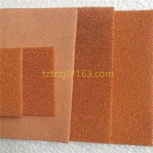 Cobre poroso da espuma/condução térmica/blindagem eletromagnética/catalizador/material de cobre eletrolítico/material de pesquisa científica