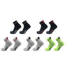 New 2019 Sping Summer Cycling Socks Men Women Bicycle Accessories Sports Outdoor Breathable Mesh Bikes Socks Calcetines Ciclismo
