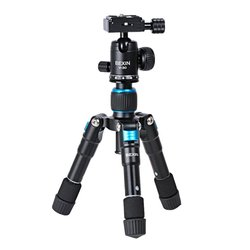 Tripod ULTRA COMPACT Desktop Macro Mini Tripod Kit with Ball Head For compact DSLRs and camcorders on desktop