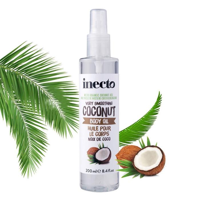 Huile capillaire bio à la noix de coco non parfumée hydratant hydratant apaisant dommages de la peau réparateur huile corporelle nourrissante en profondeur