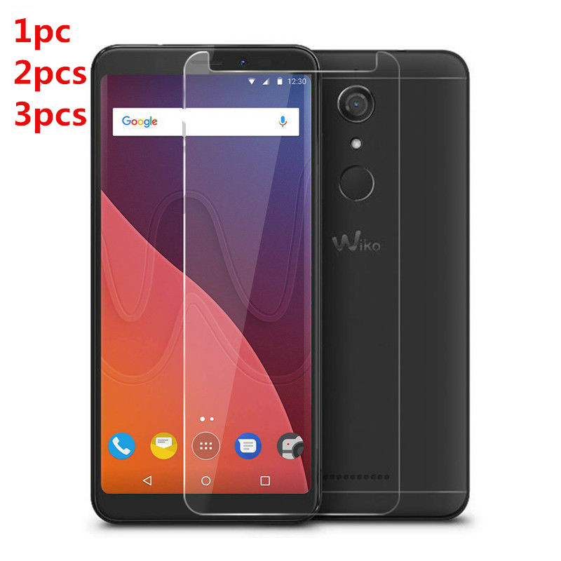 Phone Screen Protector For Wiko Y50 Y60 Y70 Y80 HD Film Glass On Tempered Film Safety Glass For Wiko Y80 Y70
