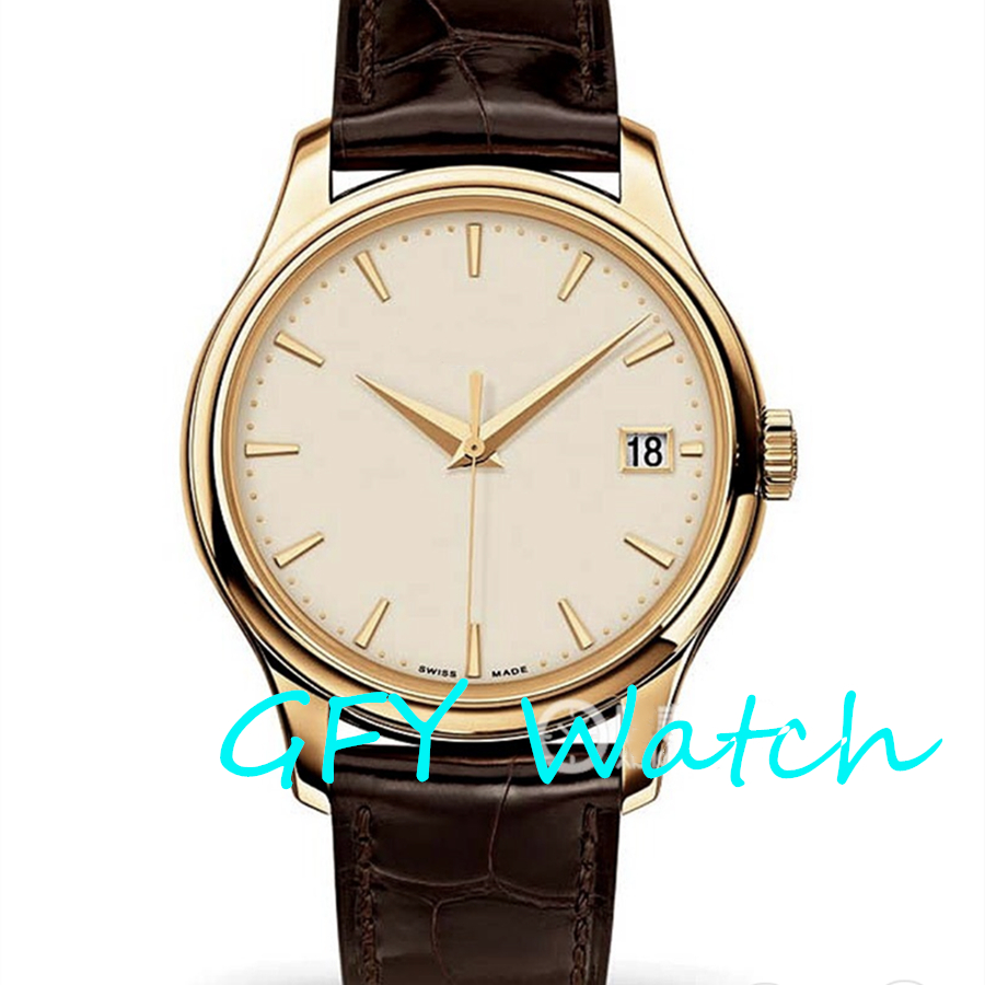 Men's Automatic Mechanical Watch 5227 Series SS 1: 1 Top Brand Stainless Steel Strap MIYOTA, 2813 Movement Business Watch