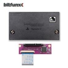 Kit di aggiornamento SATA Bitfunx per ladattatore di rete originale PS2 di seconda mano versione JP giapponese