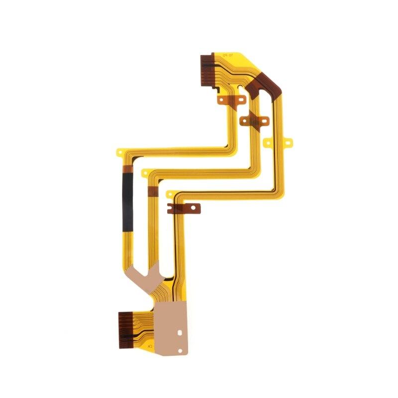 LCD Flex Ribbon Cable For Sony HDR-SR11E SR12E XR500 SR12 Camera Repair Part New