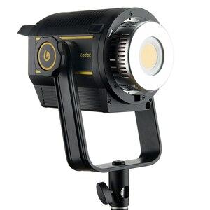 Image 3 - Светодиодная лампа для видеосъемки Godox VL150, 150 Вт, 5600K, белая версия, непрерывный выход, крепление Bowens, студийное освещение, Поддержка приложения