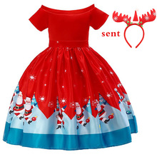 Baby Girl Dress for Wedding Party Christmas Clothing