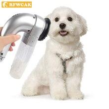 Пылесос для удаления шерсти домашних животных, устройство для ухода за шерстью, аксессуары для домашних животных и собак, беспроводной портативный массажный пылесос для домашних животных