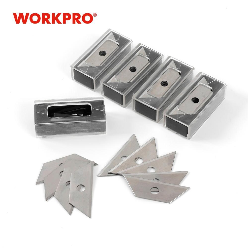 WORKPRO SK5 Mini lames pour Mini couteaux petites lames 50 pièces/lot