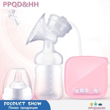 Milk-Maker Breast-Pump Electric Double-Bilateral Massage Accesorios Bebes Large Automatic