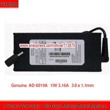 Натуральная ad 6019a 6019e 19v 316a 30x11 мм адаптер переменного