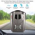 360 градусов 16 диапазона USB сканирование светодиодный Антирадары лазерный Авто Скорость тестирования Системы