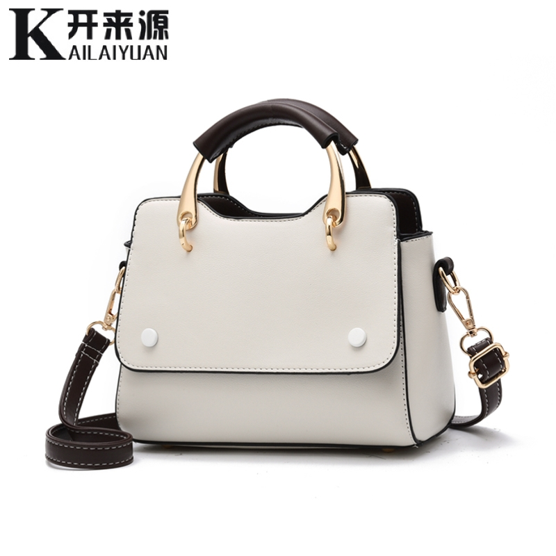 100% Genuine Leather Women Handbag 2019 New