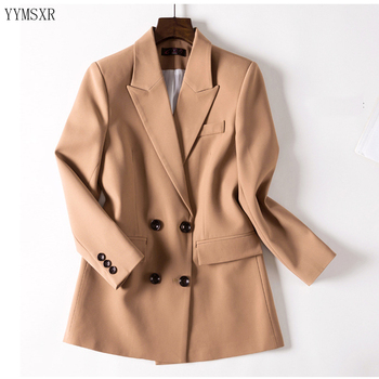 High quality ladies small suit 2020 new spring and autumn elegant jacket coat Casual womens blazer business attire