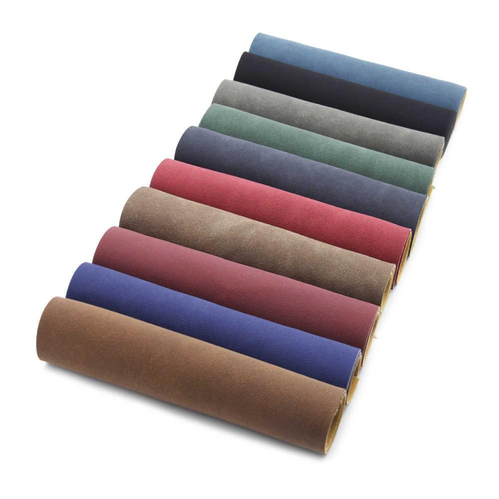 20*34 ซม.สีสังเคราะห์หนังผ้าแผ่น,DIY วัสดุทำด้วยมือสำหรับทำฝาครอบโทรศัพท์ต่างหู, 1Yc6266